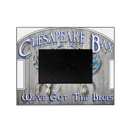 Chesapeake Bay Blues Picture Frame