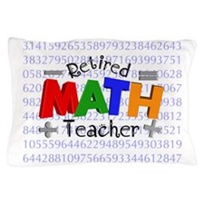 Retired Math Teacher BLANKET Pillow Case