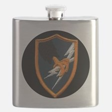 ASA for Car Grill Logo Flask