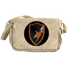 ASA for Car Grill Logo Messenger Bag