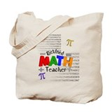 Teacher retirement Canvas Totes