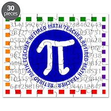 RETIRED MATH TEACHER BLANKET 2 Puzzle