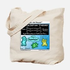 Amoeba Tough Math Tote Bag