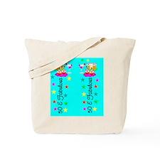 HAPPY 50TH Tote Bag