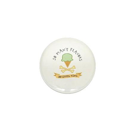 Ice Cream Lover Mini Button