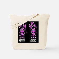DELIGHTFUL 50TH Tote Bag