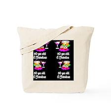 50TH CELEBRATION Tote Bag