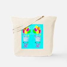 FUN 50TH Tote Bag