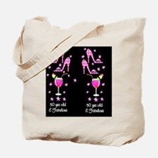 DYNAMIC 50TH Tote Bag