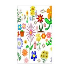 Field of Flowers Decal