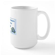 Amber and Brandon Yardsign Mug