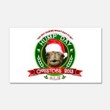 Hump Day Camel Christmas Ale Label Wall Decal