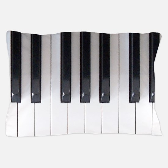 Piano Keyboard 5 Pillow Case