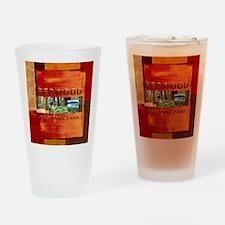 1 ABH Drinking Glass