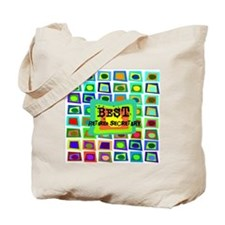 Retired Secretary pillow 5 Tote Bag