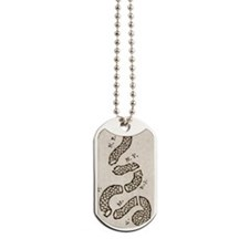 Ben Franklin Join or Die Flag Dog Tags