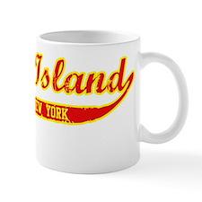 Coney Island Baseball-Style Mug