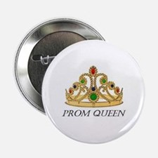 "PROM QUEEN 2.25"" Button (10 pack)"