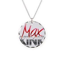 Max Kink Logo Necklace