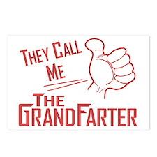 The Grandfarter Postcards (Package of 8)