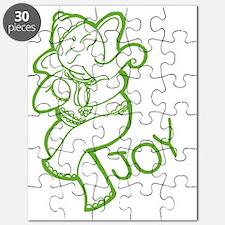 Dancing Ganesh Puzzle