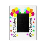 60th birthday Picture Frames