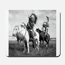 Plains Warriors Mousepad