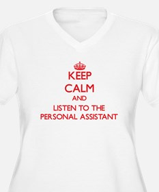Keep Calm and Listen to the Personal Assistant Plu
