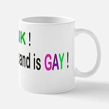 HONK if your ex-husband is GAY! Mug