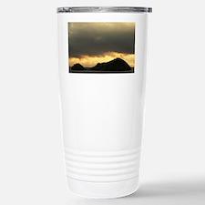 Isolated islet Travel Mug