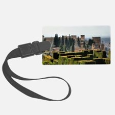 The Alhambra palace in Spain Luggage Tag