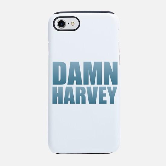 Damn Harvey iPhone 7 Tough Case