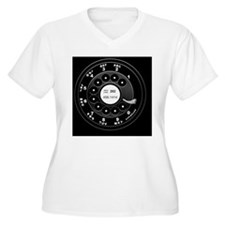 rotary-phone-dial T-Shirt