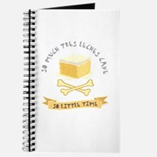 Pastel de Tres Leches Journal