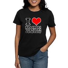 I Heart (Love) Toasters Tee