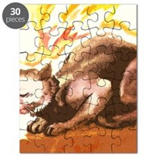 By The Fire Place Puzzle