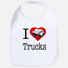 I Love Trucks.eps Bib