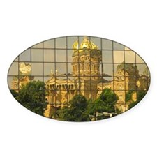 Capitol Reflection Decal
