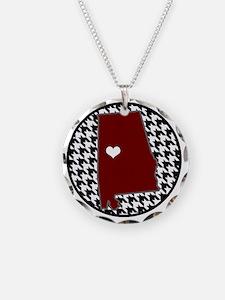 Heart of Alabama  Necklace