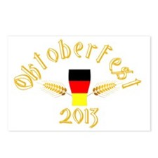 Oktoberfest 2013 Postcards (Package of 8)