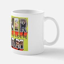 Hoover Boulder Dam Mug