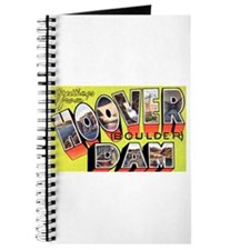 Hoover Boulder Dam Journal