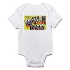 Hoover Boulder Dam Infant Bodysuit