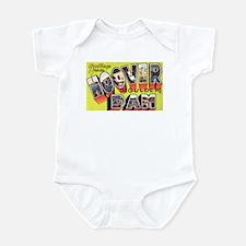 Hoover Boulder Dam Infant Bodysuit