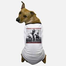 NDN Warriors Homeland Securit Dog T-Shirt