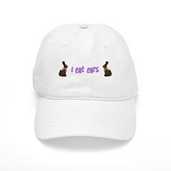 I Eat Ears Baseball Cap