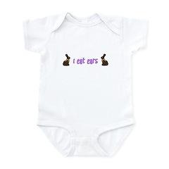 I Eat Ears Infant Bodysuit