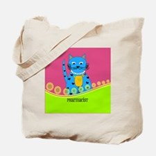 pharmacist cat 1 Tote Bag