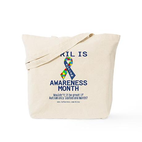 Autism Awareness (B) Tote Bag