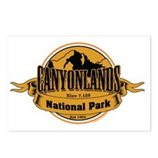 canyonlands 3 Postcards (Package of 8)